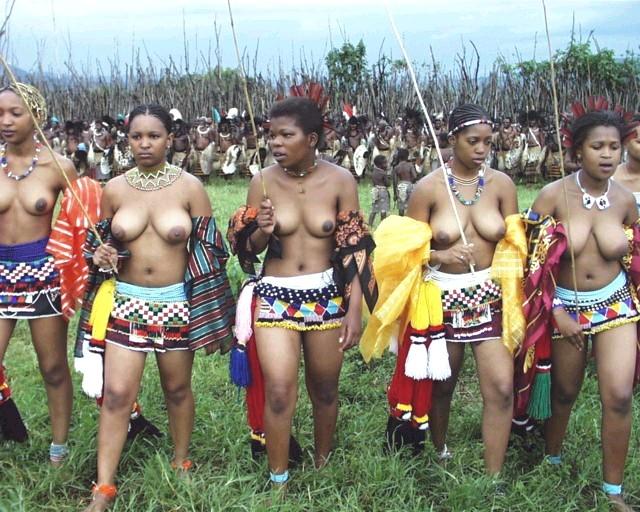 Zulus; Festival of First Fruits