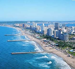 Durban Coastline