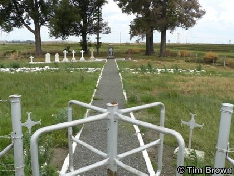 Battlefield picture of Elandslaagte