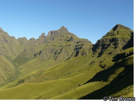 Drakensberg Cathedral peak Day Safari Tour