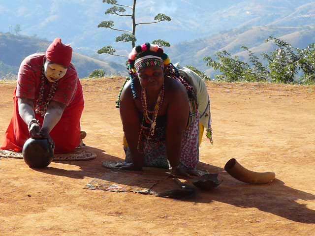 Valley 1000 Hills half day Tours - phezulu safari Park - Sangoma
