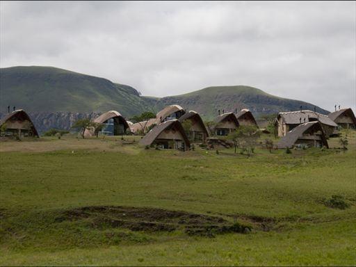 Didima in the Drakensberg
