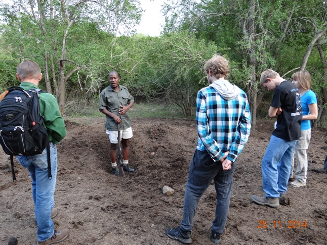 Big 5 Bush walk in Hluhluwe on our Durban Safari Tour