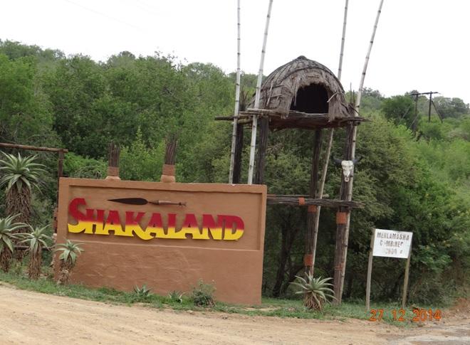 Shakaland Day Tour entrance