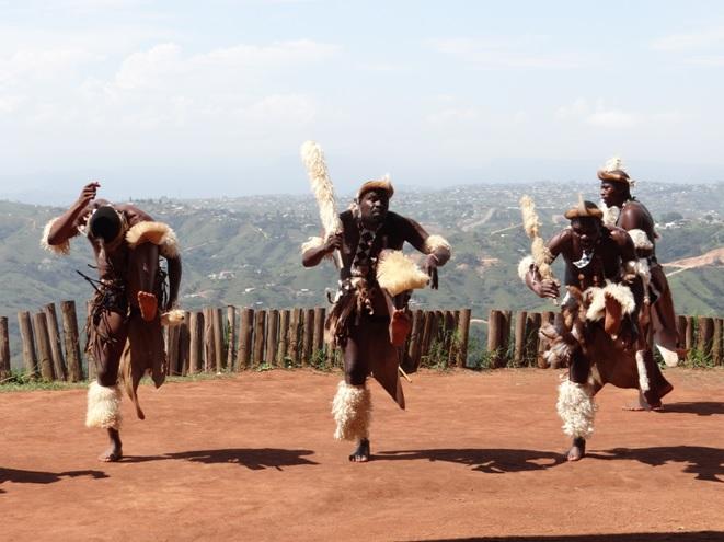 Durban day tour, Zulu traditional dancing