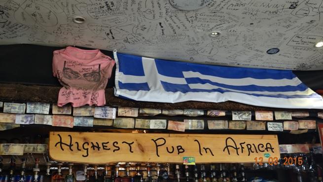 Drakensberg day tour, Sani Pass, Highest Pub in Africa