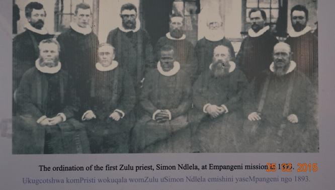 Durban 5 Day Tour; First Zulu Priest