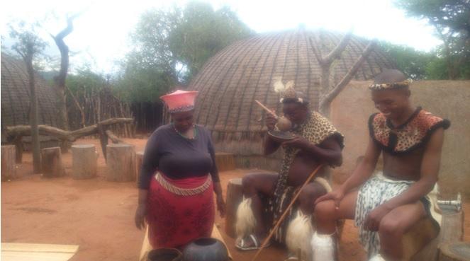 Durban 5 Day Tour; Zulu beer tasting