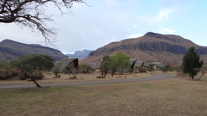 Drakensberg midlands tour; Didima lodge