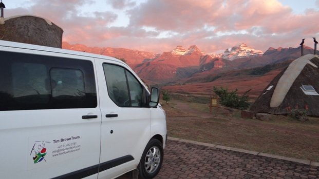 Drakensberg tour, Didima