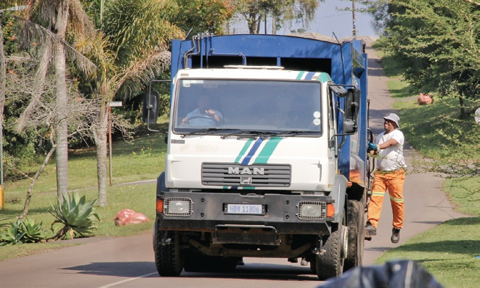 DSW waste collection service