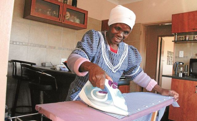 Domestic Worker, South Africa